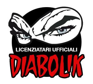 licenziatari ufficiali Diabolik